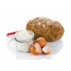 Broodmix verlaagd in koolhydraten
