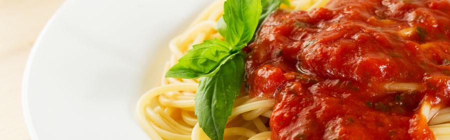 Spaghetti bolognese Proteinedieet Proday