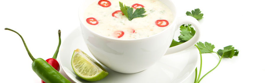 Thaise soep eiwitdieet Proday