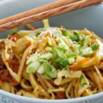 proteinedieet-recept-aziatische-vegetairische-noodles