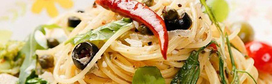 caloriearme-pasta-aglio-e-olio